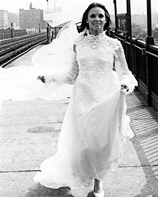 Rhoda Morgenstern Wedding 1974