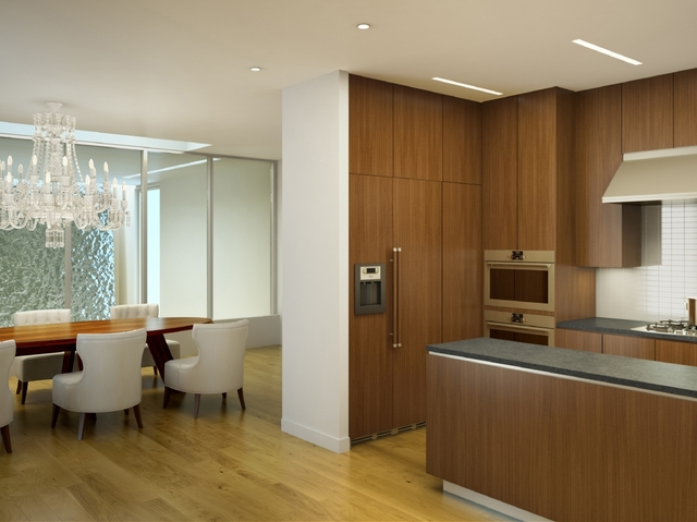 Upper_East_Side_townhouse_by Toshiko Mori at Brown Harris Stevens