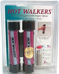 Hot Walkers Pepper Spray for Joggers