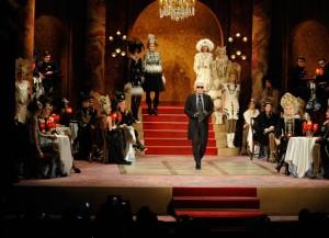 Chanel Paris  show