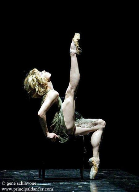 dancer Kitri Ballet 1