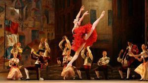 dancer Kitri Ballet 3