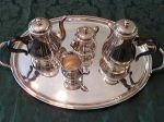 Mothers Christofle Tea Service