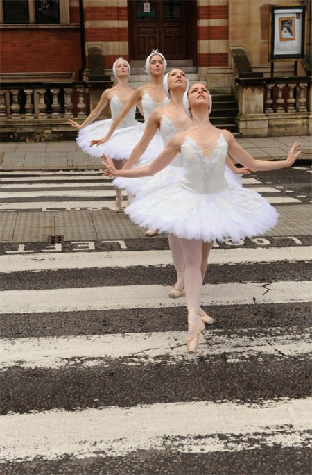 The Ballet at Jezebel com