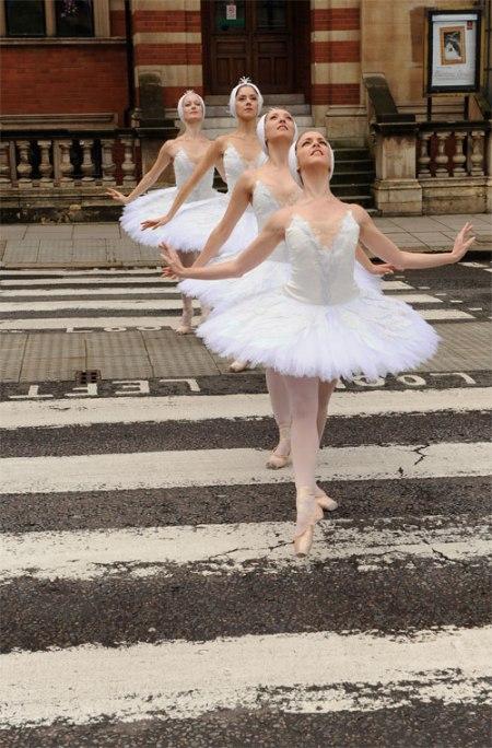 The Ballet at Jezebel com