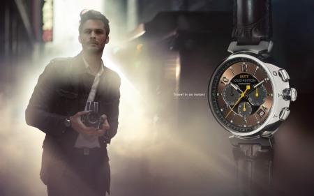 Louis Vuitton_Tambour LV227 automatic chronograph