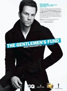 Mark Wahlberg The Gentlemens Fund
