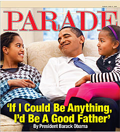 President Obama Father's Day 2012
