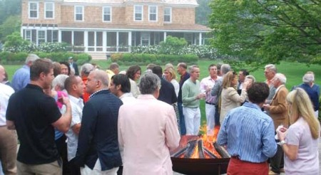 East Hampton Cookout