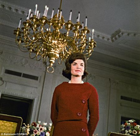 Jackie Kennedy First Lady WH Tour