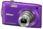nikon-coolpix-s3300-purple