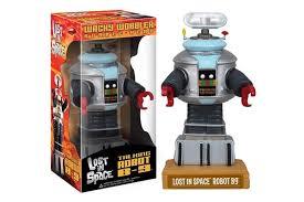 Robot B 9