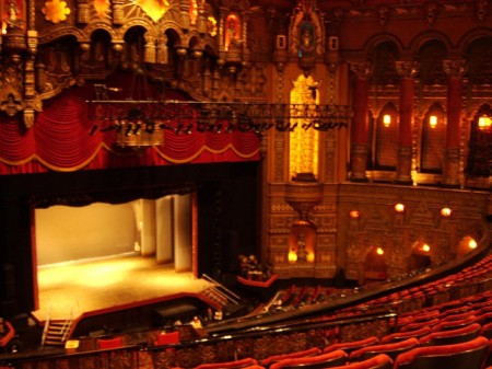 The Fabulous Fox Theatre in St Louis