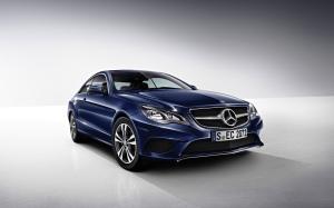 Mercedes Benz 2014 e class coupe