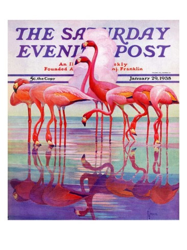 Saturday Evening Post Jan 29 1938