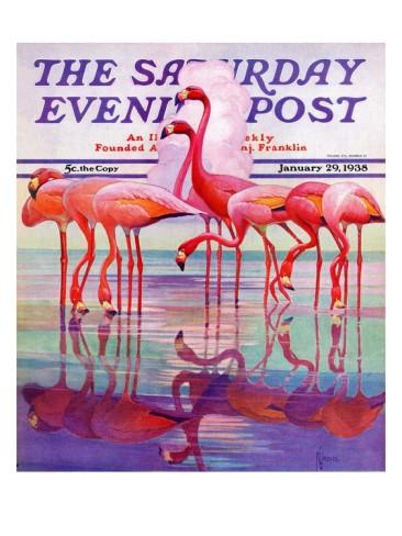 Saturday Evening Post Jan 29 1938