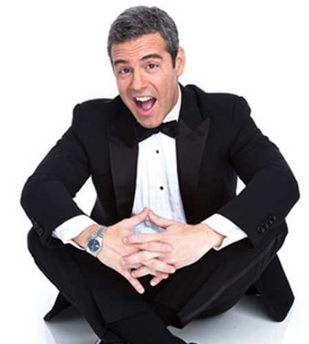 TV Talk Show Host Andy Cohen