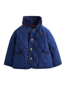 Baby Milford Baby Boy Quilted Jacket