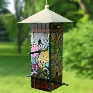 Birdbrain Sequin Bird Feeder