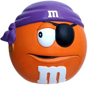 M M Halloween Candy 2013