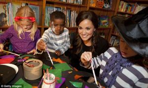 Pippa Middleton Halloween Party