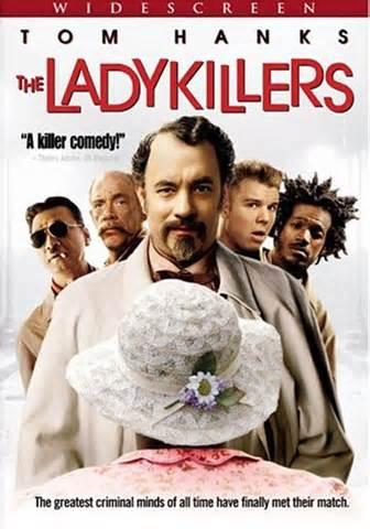 The Ladykillers starring Tom Hanks