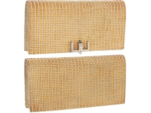 tiffany-co-minaudiere-evening-bag-18K yellow gold white gold rose gold