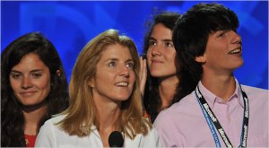 Caroline Kennedy and Family