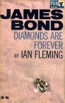 Diamonds Are Forever by Ian Fleming 1956