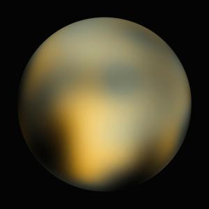 Dwarf Planet Pluto