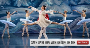 Moscow Ballet Great Russian Nutcracker 2013