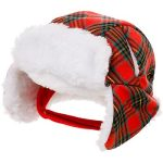 Petco Holiday Trapper Cat Hat