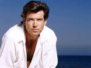 Pierce Brosnan as James