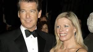 Pierce Brosnan with Daughter