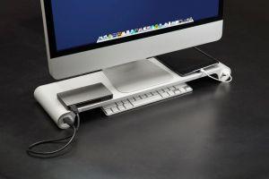 Space Bar Desk Organizer