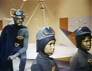 young Pia Zadora in Santa Claus Conquers the Martians