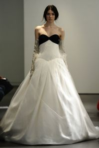 Bridal Spring Summer 2014 by Vera Wang