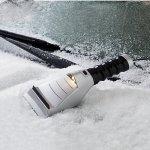 Heated Ice Scraper at Swiss Colony