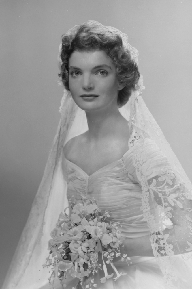 Ann cole lowe about renee ashley baker for Jackie kennedy wedding dress