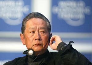 Mr Idei Chairman of Sony Corp