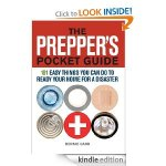 The Preppers Pocket Guide by Bernie Carr
