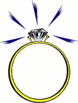 wedding ring clip art