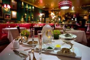 Russian Tea Room caviar