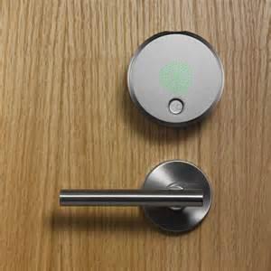 August Smart Lock 4