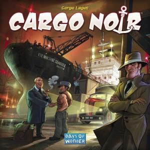 Cargo Noir featuring Serge Laget