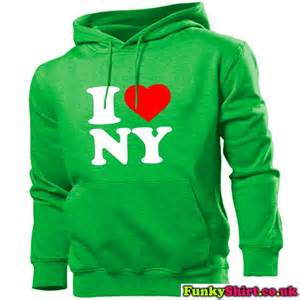 I Love New York St. Paddys Day
