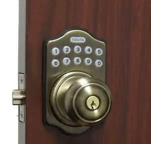 LiNK Keyless Programmable Door Lock