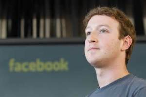 Mark Zuckerberg of FB