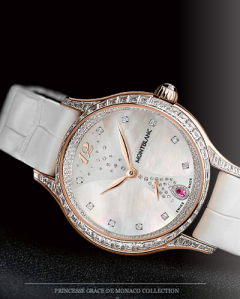 montblanc-watch Princess Grace Collection