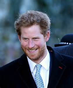 Prince Harry with